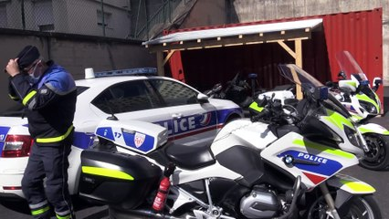 Des contrôles de Police renforcées