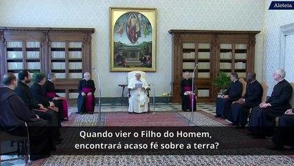 Papa Francisco: a oração da Igreja