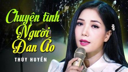Chuyện Tình Người Đan Áo - Sầu Nữ Thúy Huyền lần đầu tung MV Nhạc Giáng Sinh Lung Linh