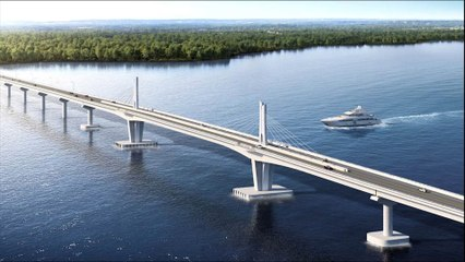 Here are the 12 bridge projects of the DPWH
