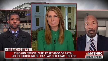 Paul Butler On The Shooting Of 13-Year-Old Adam Toledo By Police