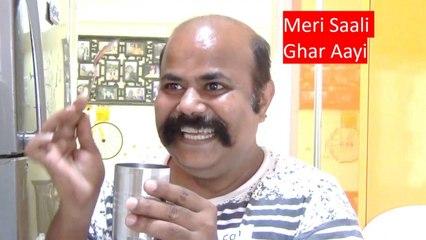 Meri Saali Ghar Aayi   Lock Down Series   Comedy   Ep 20   Good Times Pictures