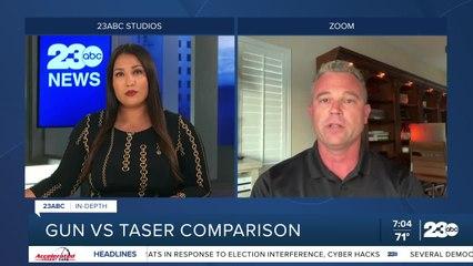 23ABC Interview: Gary Carruesco, Retired Bakersfield Police Sergeant