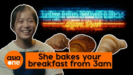 WIDWID After Dark: She bakes through the night so you can have fresh bread for breakfast
