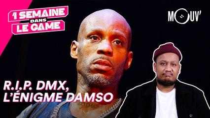 R.I.P. DMX, l'énigme Damso...