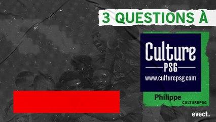 #PSGASSE : Trois questions à Culture PSG