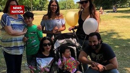 Kareena Kapoor के शेयर की एक साथ दोनों बेटों तस्वीर   NN Bollywood