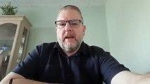 Darren Burke, reporter video, April 20