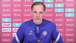 Tuchel previews Chelsea's bid to end City clean sweep in FA Cup semi final
