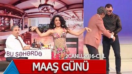 Bu Şəhərdə - Maaş günü (2Canlı, 2016)