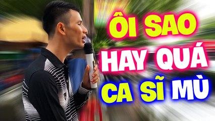 Xuân Hòa hát LK Hát Nữa Đi Em cả phố ngất ngây bởi giọng hát - Bolero Ca Sĩ Mù Hát Rong Đường Phố
