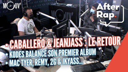 Caballero & JeanJass : le double-album, Kodes sort son premier album, Mac Tyer, Rémy, 2G & Ikyass...