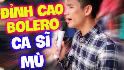 Xuân Hòa hát Lưu Bút Ngày Xanh khiến cả phố say nhạc vì quá phê - Bolero Ca Sĩ Mù Hát Rong Đường Phố