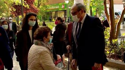 Los políticos madrileños cierran la precampaña con la vista en el 4M