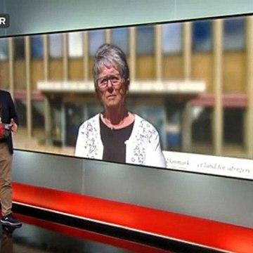 DF'er i stormvejr efter læserbrev om homoseksuelle | Anni Grimm risikerer eksklusion | Vejen | 06-07-2017 | TV SYD @ TV2 Danmark