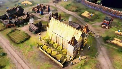 Age of Empires IV  Gameplay Trailer