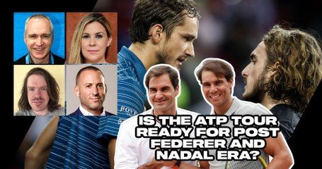 Match Points #26: Is the ATP Tour ready for post Federer and Nadal era?