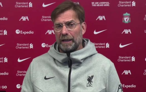 Klopp on injuries, Leeds and top four