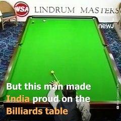 Geet Sethi - India's Billiards King