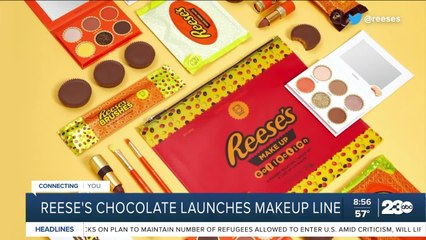 Reese's launches makeup line
