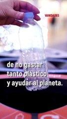 ¿Por qué es peligroso reutilizar las botellas de plástico?