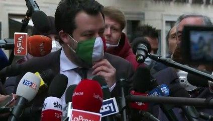 """Open arms, Salvini a processo per sequestro di persona: """"decisione politica"""""""