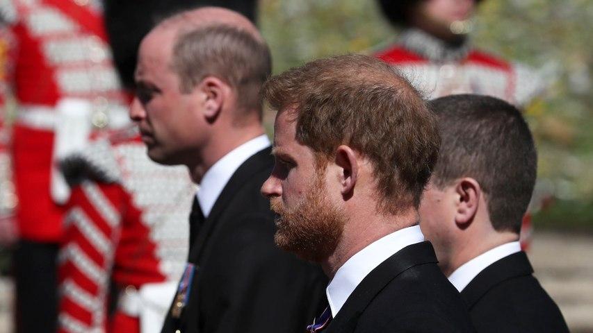 Funérailles du prince Philip : les images émouvantes des adieux de la famille royale