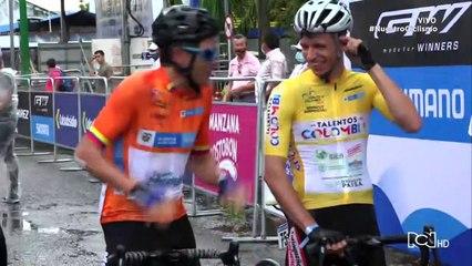 Revive la Vuelta a Colombia 2021: etapa 1
