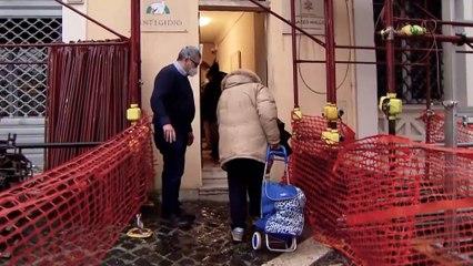 Vaticano: un hotel per i senzatetto