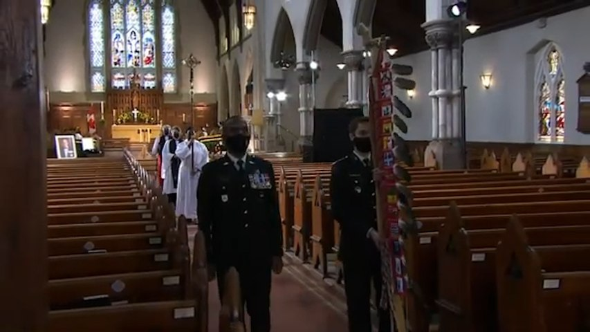 Prince Philip remembered as 'a man of great service' during Canada's memorial service