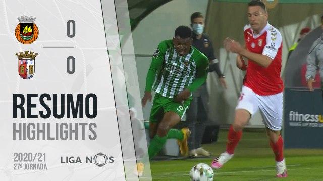 Highlights: Rio Ave 0-0 SC Braga (Liga 20/21 #27)