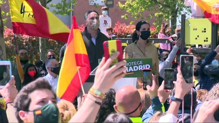 Arranca la campaña electoral en la Comunidad de Madrid para el 4-M