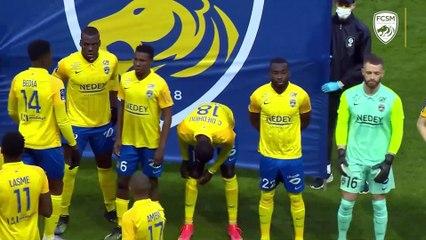 Le résumé de FCSM-Pau FC (1-1)