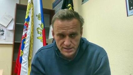 Aliados de Navalni aseguran el empeoramiento de la salud del opositor ruso