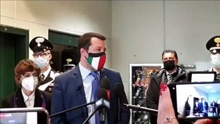 Ex-Italy interior minister Matteo Salvini to be tried for stranding Open Ar...