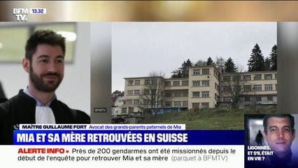 """Mia retrouvée: l'avocat des grands-parents paternels fait part du """"soulagement"""" de ses clients"""