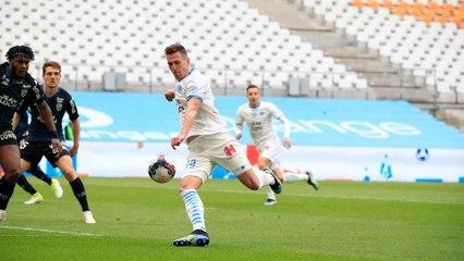 OM - Lorient (3-2) : le match