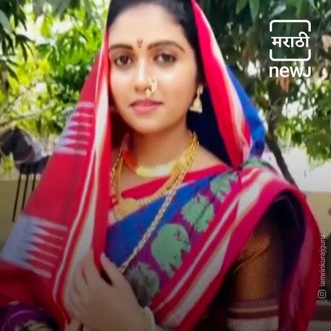 Viral Video Of Sairat Fame Rinku Rajguru