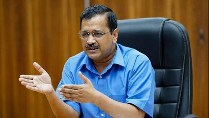 Kejriwal accuses center for not sypplying enough oxygen