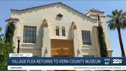 Villa Flea returns to Kern County Museum