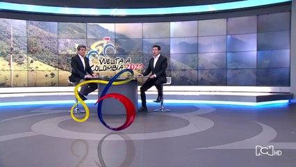 Revive la Vuelta a Colombia 2021: etapa  2