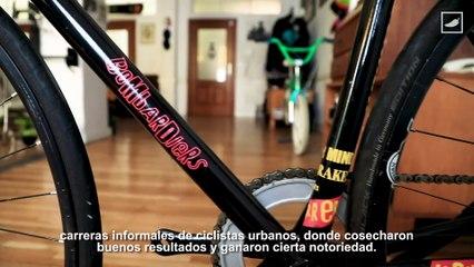 Conoce Bombardier, bicis customizadas para la CDMX    Voces de la Ciudad   CHILANGO