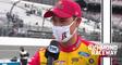 'Dang it': Logano comes up short at Richmond Raceway