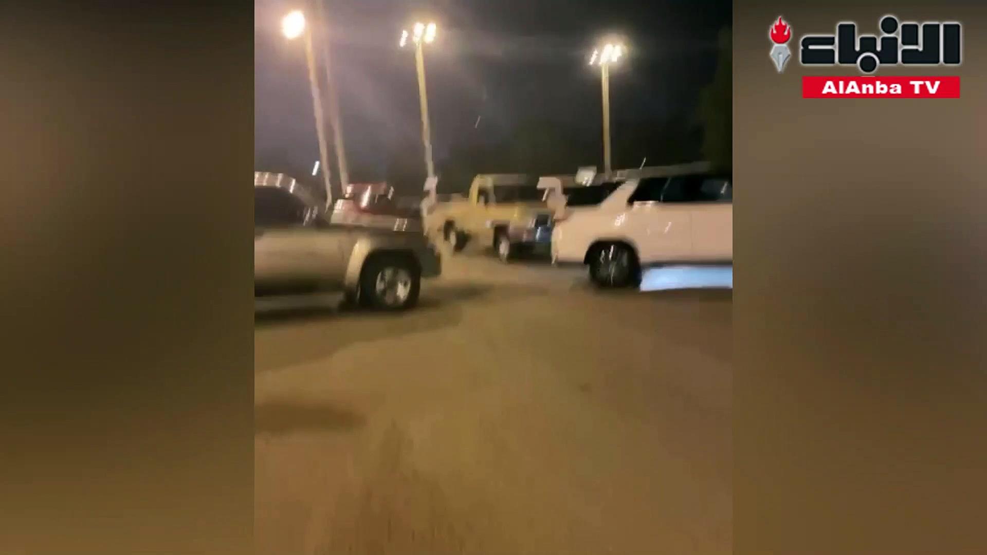 التحفظ على عشرات المركبات لمخالفة أصحابها حظر التجول في جابر العلي