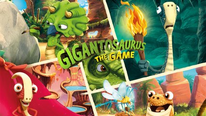 Gigantosaurus The Game - All Playable Characters (PS4)