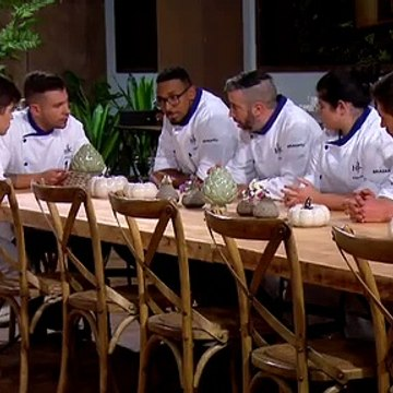 Ljubomir Stanisic expulsa três concorrentes de 'Hell's Kitchen'