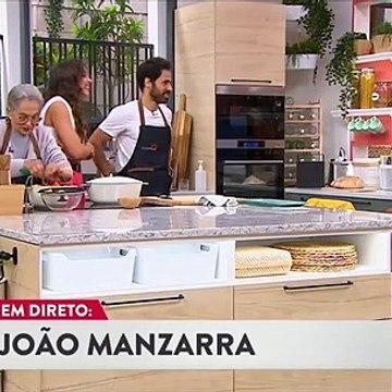 João Manzarra tem nova namorada!