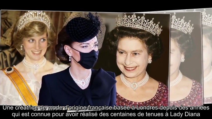 ✅ Kate Middleton - toutes les infos sur son look aux obsèques du prince Philip