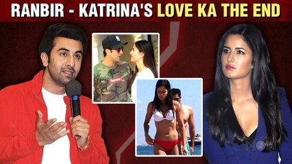 Katrina Kaif & Ranbir Kapoor Break Up   Ibiza Holiday, Live In Relationship, Reactions and More