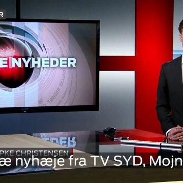 Nyheder på synnejysk | Anders Køpke Christensen | 2017 | TV SYD - TV2 Danmark